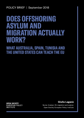 Does Offshoring Asylum and Migration Actually Work?