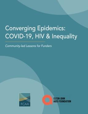Converging Epidemics: COVID-19, HIV & Inequality