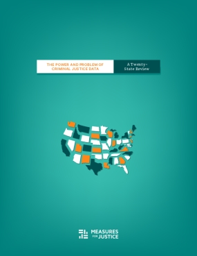 The Power and Problem of Criminal Justice Data: A Twenty-State Review