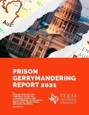 Prison Gerrymandering Report 2021
