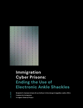 Immigration Cyber Prisons: Ending the Use of Electronic Ankle Shackles